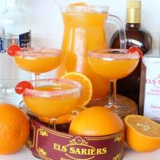 Agua de valencia Horchateria Els Sariers